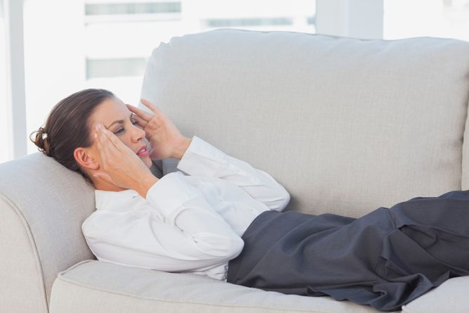 Treatment and Home Remedies for Different Types of Chronic Headaches - EasyGoodHealth.com