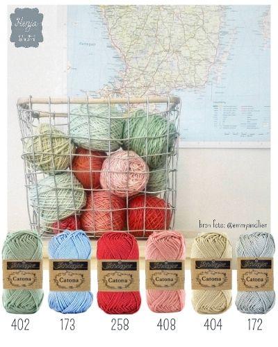 Color palettes - Kleurenpaletten (1)