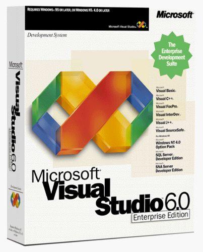 Microsoft Visual Studio 6 ~ ALL-in-ONE