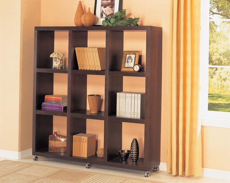 24 best bookcase/shelves/etc images on pinterest