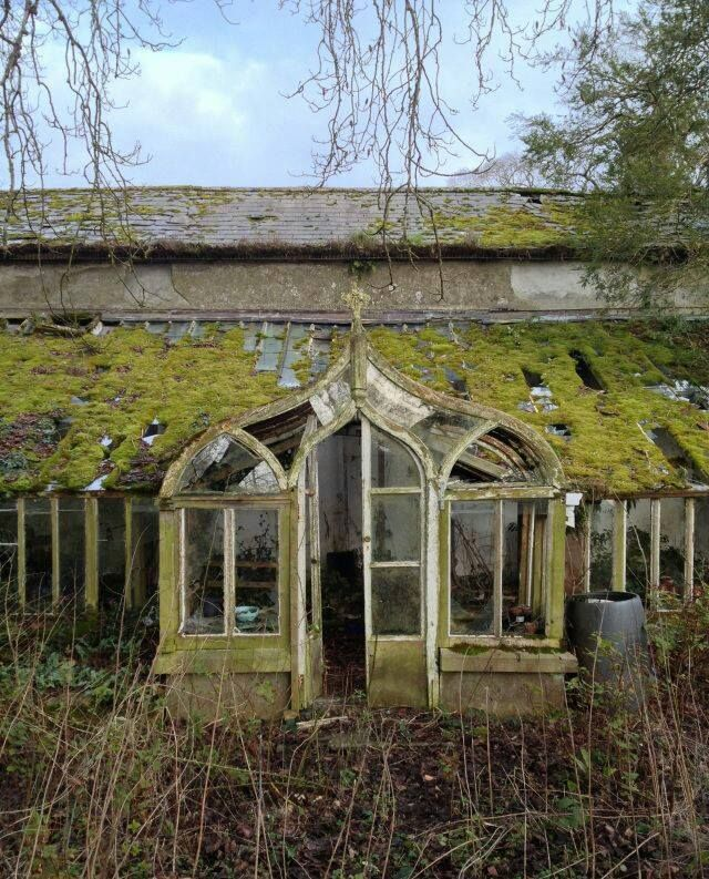 Historic Green Houses Images On
