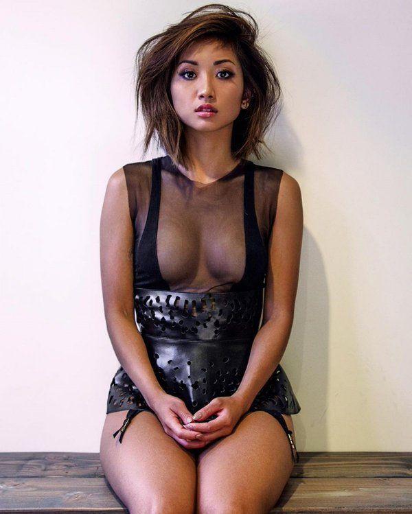 Brenda Song stunning                                                                                                                                                                                 More