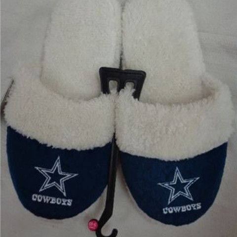 Mens Seattle Seahawks Puffy High Top Slippers
