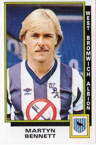 Martyn Bennett - West Bromwich Albion