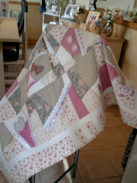 Made for my Mom mothers day 2011