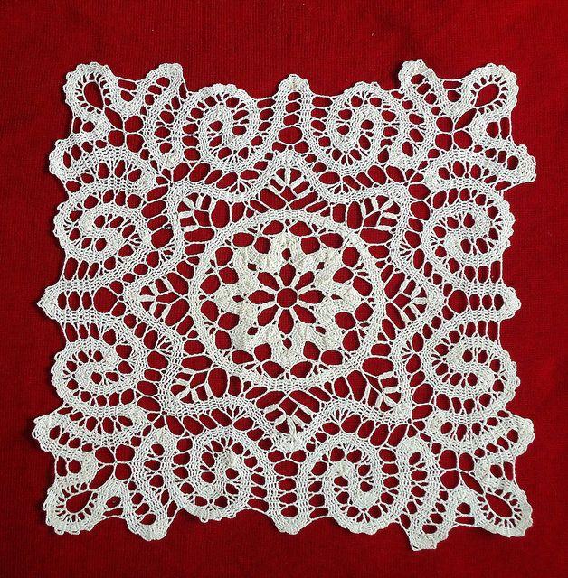 Bruges crochet 3 by Hind kararah, via Flickr