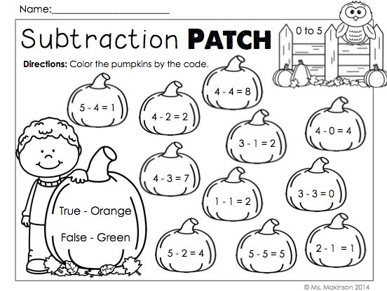 129 Best First Grade Fall Images On Pinterest Apples
