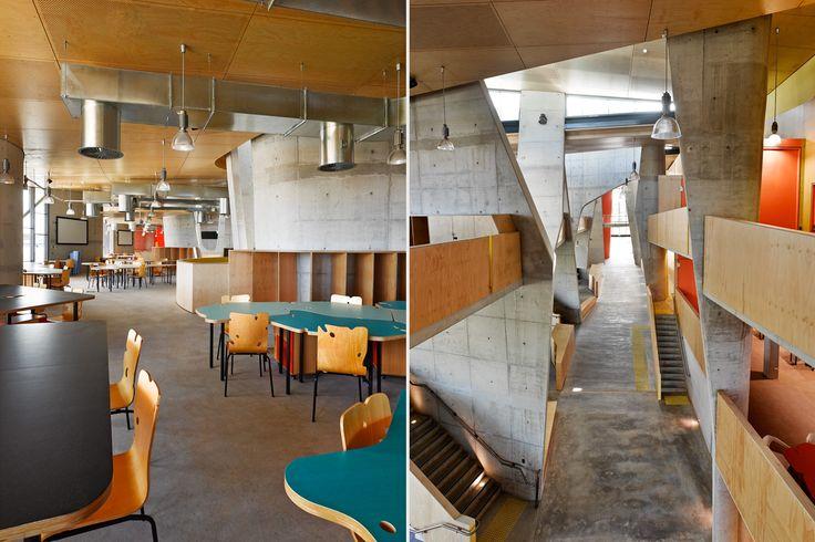 Abedian School of Architecture, Robina, Gold Coast, Queensland, Australia / Crab Studio / Photo Peter Bennetts