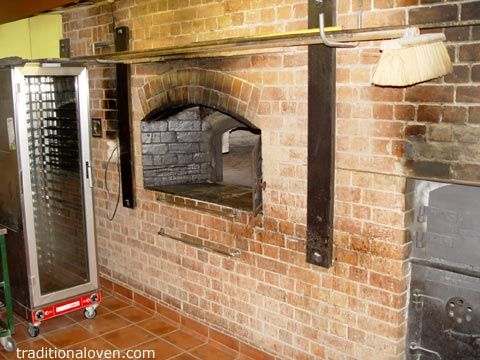Location: Maleny, Queensland, Australia.     Title: Large 1955 wood burning brick oven bakery.