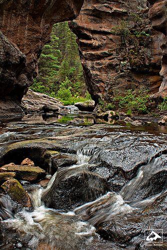 Jemez River, New Mexico