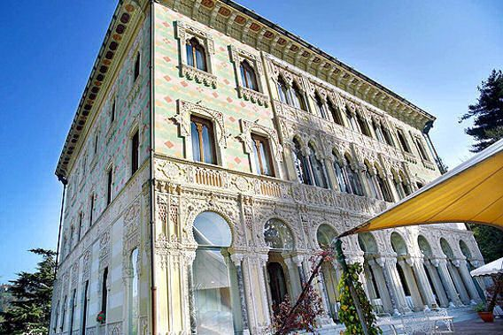 Villa Crespi - Lake Orta, Italy - Small Luxury Hotel