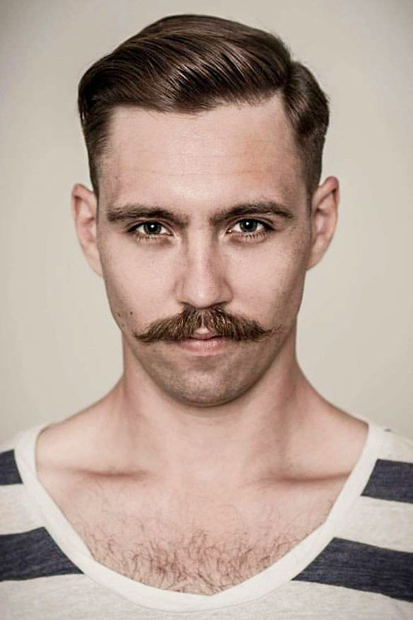 Discover The Most Iconic Mustache Styles For Men Menshaircuts Com Mustache Styles Dapper Haircut Gentleman Haircut