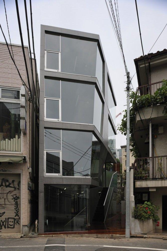 DST / aat + makoto yokomizo architects