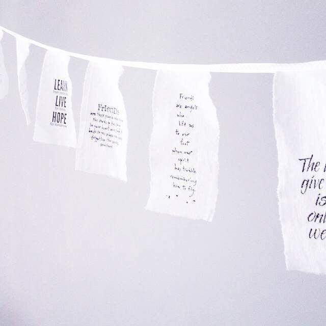 Lekker Fris: Nieuw in de shop: Friendship Banner van AfroDutch PaperStone