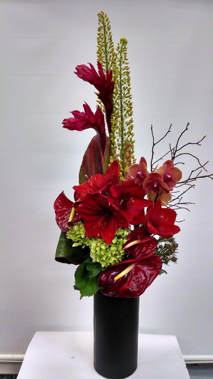 25 best ideas about tropical floral arrangements on pinterest tropical flower arrangements. Black Bedroom Furniture Sets. Home Design Ideas