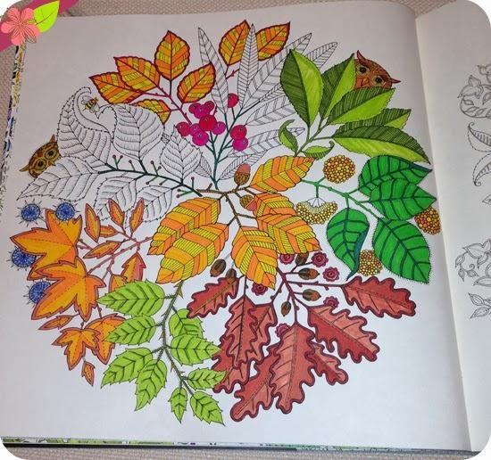 31 best coloring books images on pinterest colouring for Au jardin secret de tadine
