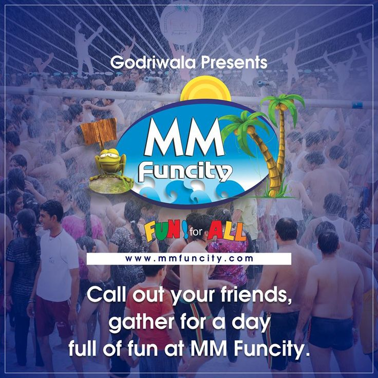 Call out your friends, gather for a day full of fun at MM Funcity. #MMFUNCITY #Chhattisgarh #Raipur