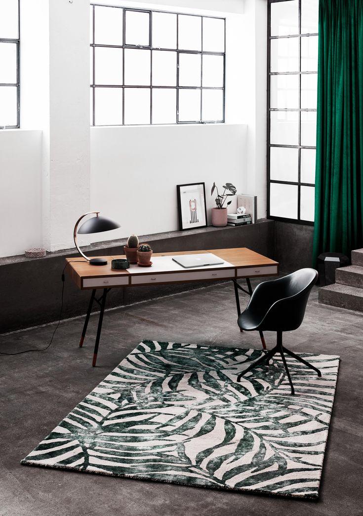 Home Office: Cupertino Schreibtisch Mit Adelaide Stuhl Von BoConcept.  #boconept #scandinaviandesign #