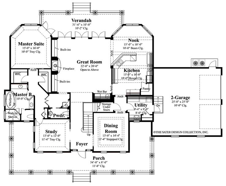 1000 images about farmhouse plans the sater design for Sater design house plans