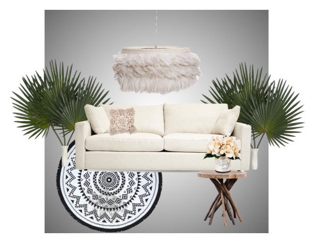 """Resort"" by olesya85 on Polyvore featuring interior, interiors, interior design, home, home decor, interior decorating, You, Me and the Dream and Creative Displays"