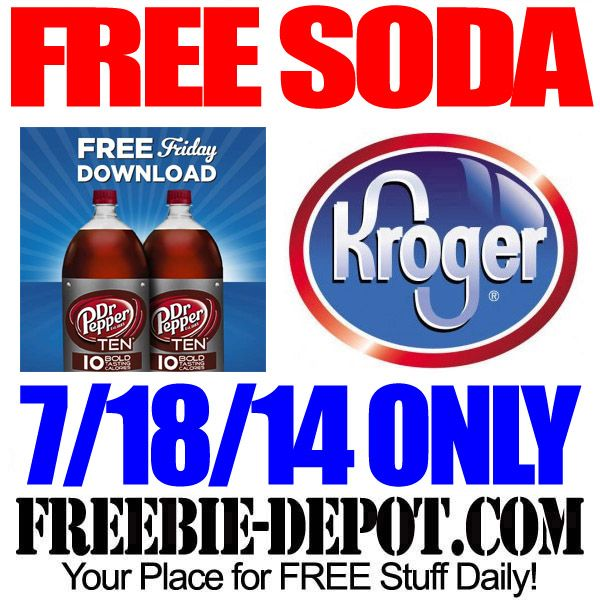 FREE Soda at Kroger Deli sandwiches, Digital coupons