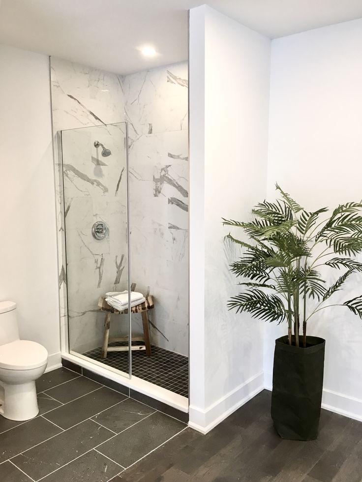 au na·tu·rel 🌱 #WestOfMainDesign #Greatwisedevelopments #WashroomCrushWednesday