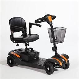 Scooter Veo para personas con problemas de movilidad