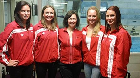Synchro Canada Senior National Team - Olympics 2012 — Shannon Skinner's Extraordinary Women TV    https://www.youtube.com/watch?v=O2B_ui3qmfo