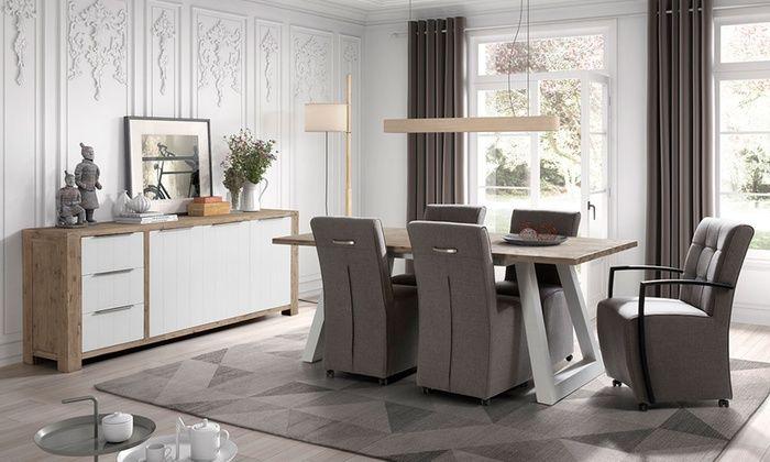 Groupon Goods Global GmbH: Set meubilair voor de woonkamer, vanaf € 369,99 (tot 32% korting)