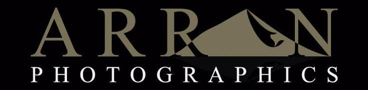 Logo design for Arran Photographics, Wauchope