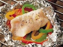 Grilled Fish Steaks Recipe from Betty Crocker