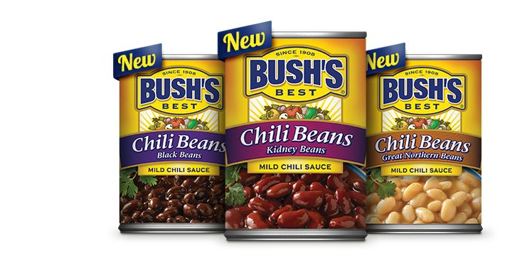 Chili Beans & Starters image from Bushs