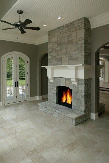 The 25 best double sided fireplace ideas on pinterest double fireplace two sided fireplace for Double sided fireplace design