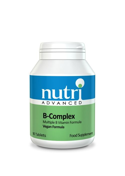 Nutri Advanced - B-Complex 90 Tablets