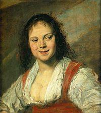 Frans Hals - slikar osmeha, portretista - Ciganka