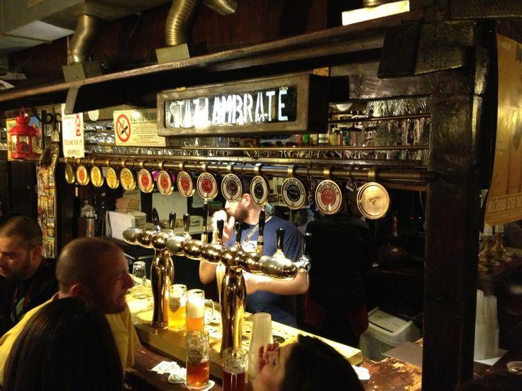Milano birrificio lambrate