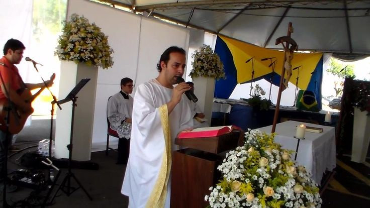MISSA SOLENE DA PADROEIRA DO BRASIL , A SENHORA APARECIDA - PARTE 2