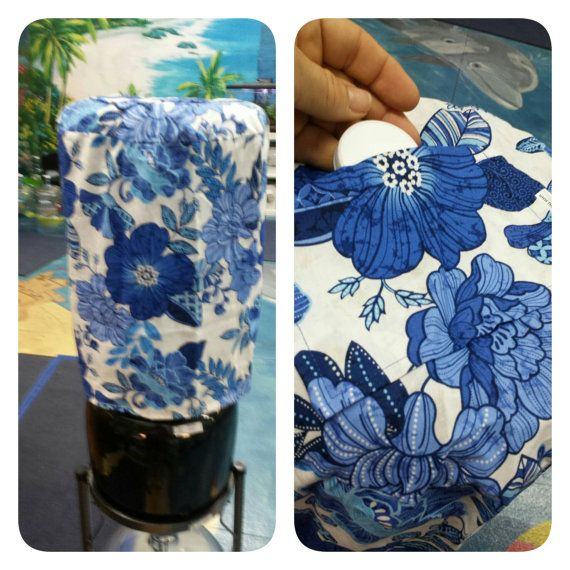 Check out this item in my Etsy shop https://www.etsy.com/listing/269765126/blue-flower-5-gallon-water-bottle-cover