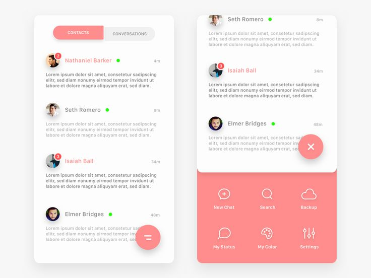 Compact & Powerful: Great Examples of Floating Action Buttons in Interfaces — Design, Code and Prototyping