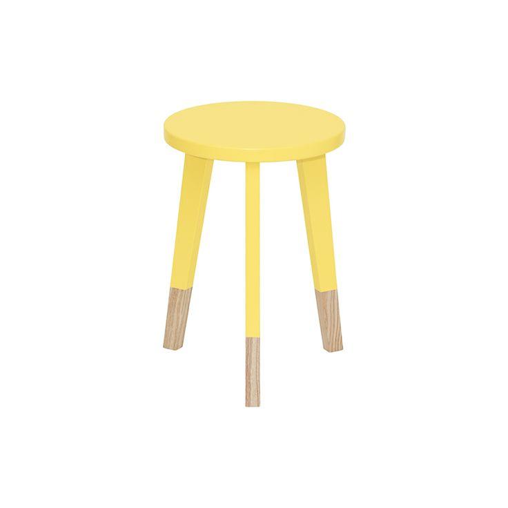 Dip-dye milking stool