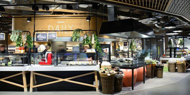 I proiettori #LED B.LEE neri si adattano in modo molto differenziato alla tonalità della merce in vendita http://ow.ly/2T7G30bCUqq #food #Oktalite #food