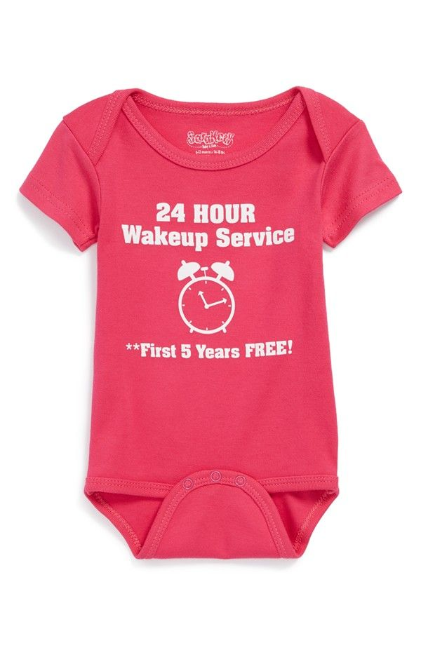 24 Hour wakeup service. First 5 years free!