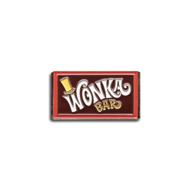 Wonka Bar pin from @dejapins Get your lapel munching on something good! Get it…