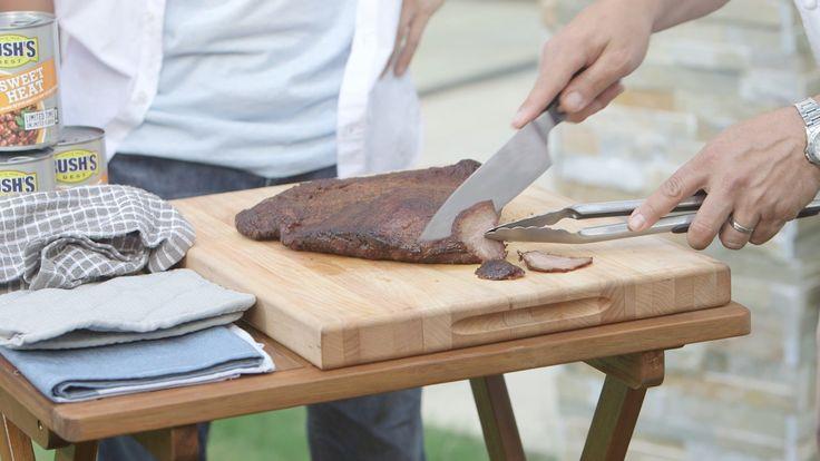 美味しいバーベキューブリスケットの作り方キッチンラボ