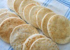 Gorditas de harina rellenas