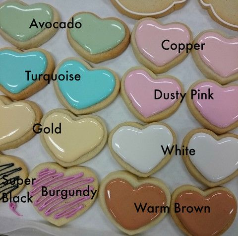 Americolor Icing Colors - How to Decorate a Dreamcatcher Cookie