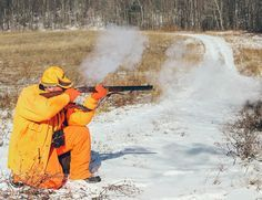 How To Load and Fire A Black Powder Rifle • Gear Patrol