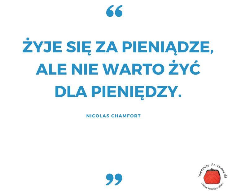 Nicolas Chamfort cytaty
