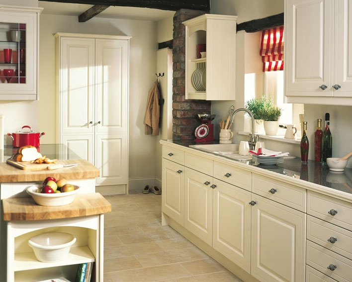 We Supply A Wide Range Of Classic Kitchens From Suppliers Such As Burbidge,  Uform And More.