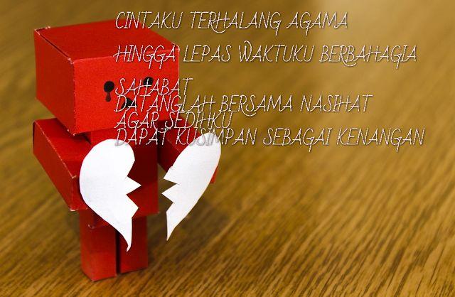 Puisi Cinta Terlarang Beda Agama